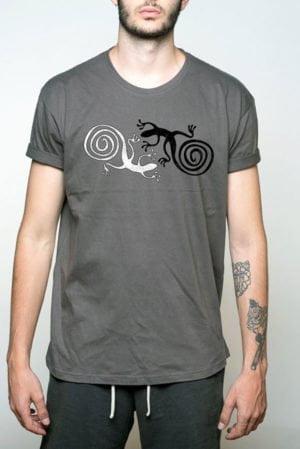 Camiseta hombre lagartos originales