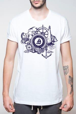 Camiseta hombre original marinera