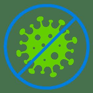 camisetas libres virus