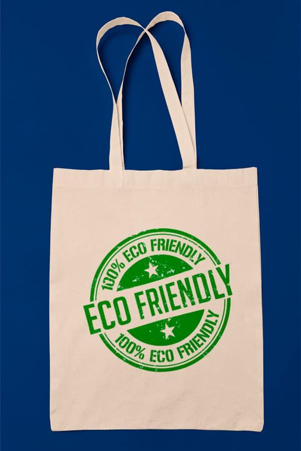 Tote bag tela original eco friendly