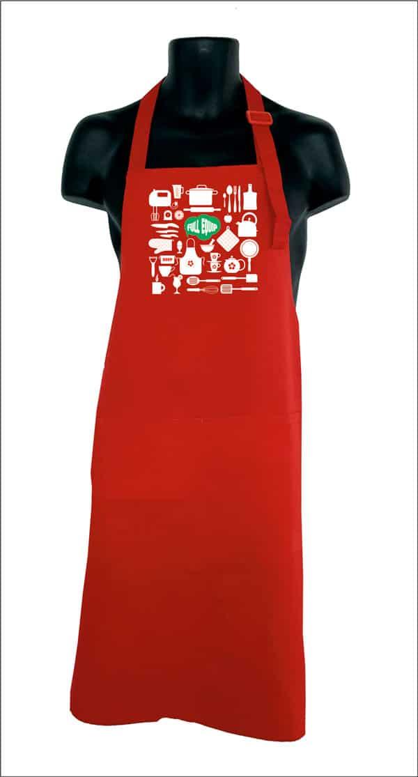 delantal de cocina original full equip