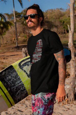 Camiseta original Isla de Fuerteventura