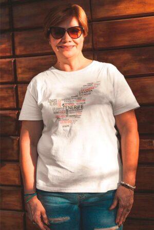 Camiseta diseño original Tenerife