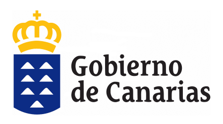 Logotipo Gobierno de Canarias